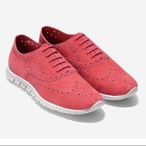 Zerogrande Cole Haan NIKE Air Wingtip Oxford shoes